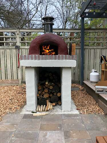 Wood Fired Bread Oven (64)