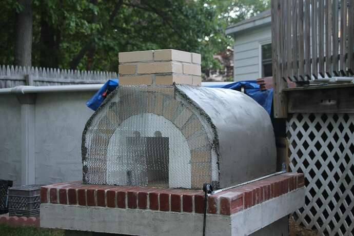 Outdoor Pizza Oven Kit (12)