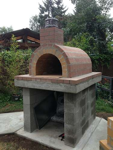 How To Build Pizza Oven (23)