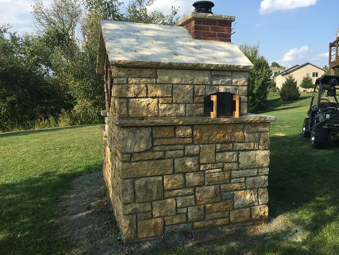 Build Your Own Outdoor Pizza Oven (45)