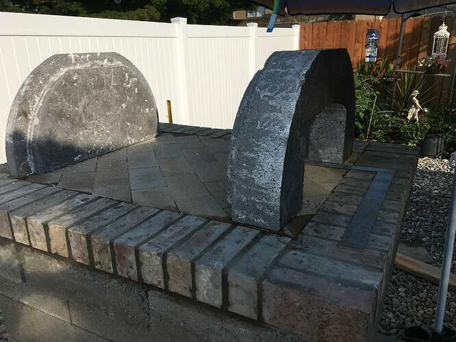 Build Your Own Outdoor Pizza Oven (9)
