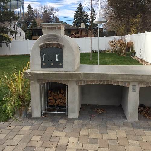 Building A Brick Pizza Oven From Scratch