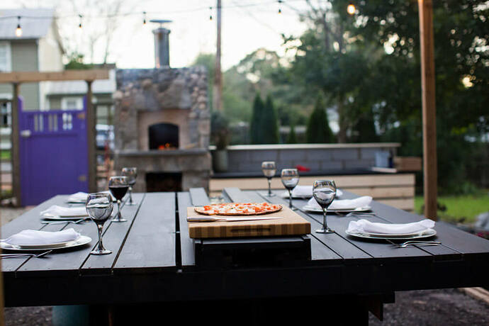 How To Build a Stone Pizza Oven (11)