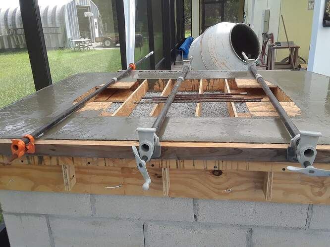 Building A Pizza Oven (59)