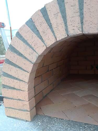 Building A Pizza Oven (151)