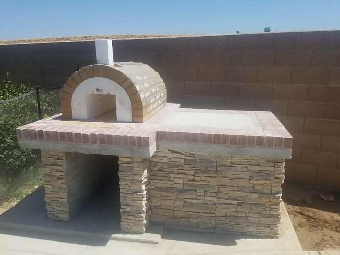 How to Build an Outdoor Pizza Oven Step by Step (13)