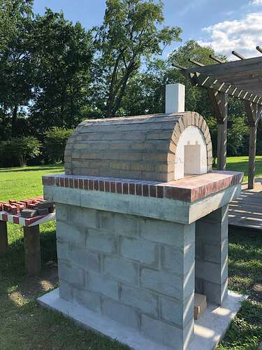 How To Build a Pizza Oven at Home (39)