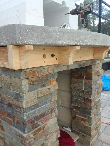 Building A Pizza Oven (69)