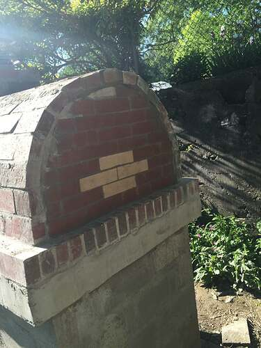 Garden Wood Fired Pizza Oven (59)