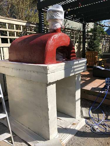 Wood Fired Bread Oven (59)