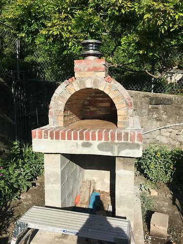 Garden Wood Fired Pizza Oven (57)