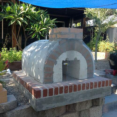 Outdoor Wood Fired Oven (28)