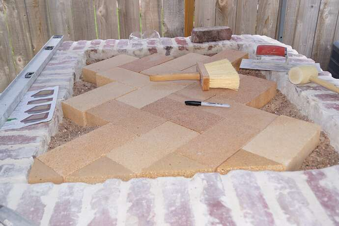 Refractory Cement Pizza Oven (79)