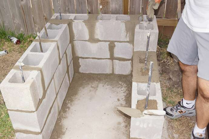 Refractory Cement Pizza Oven (58)