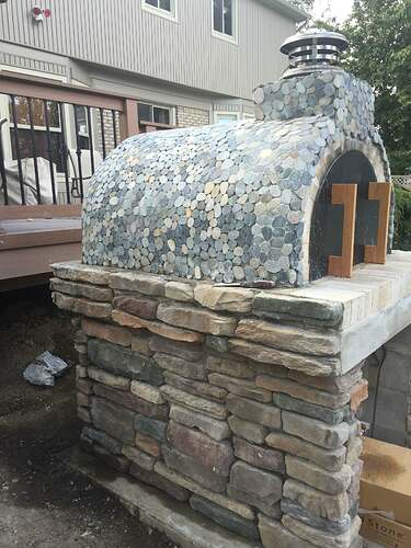 Simple Outdoor Oven (28)