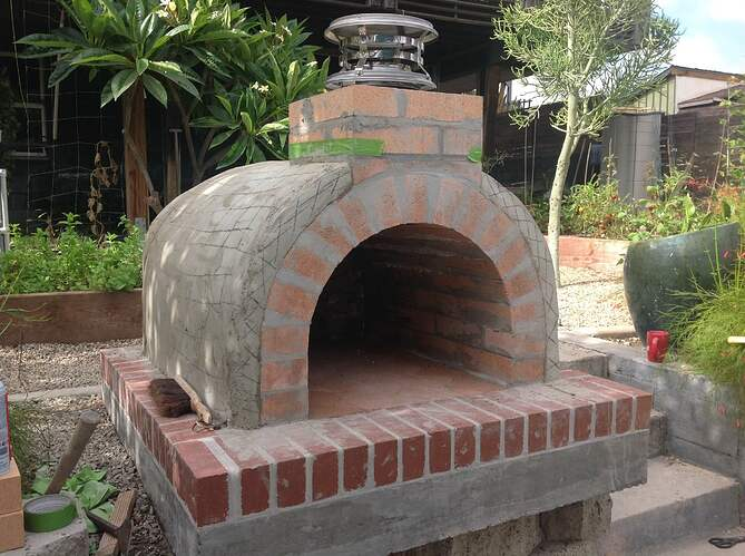 Outdoor Wood Fired Oven (34)