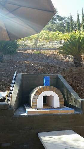 Built In Pizza Oven (1)