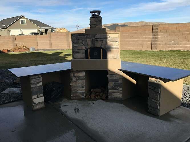 How To Build A Wood Fired Oven
