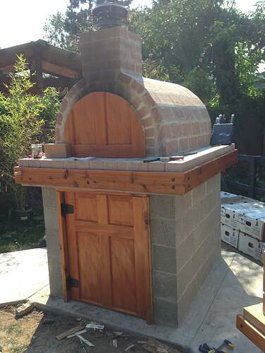 How To Build Pizza Oven (33)