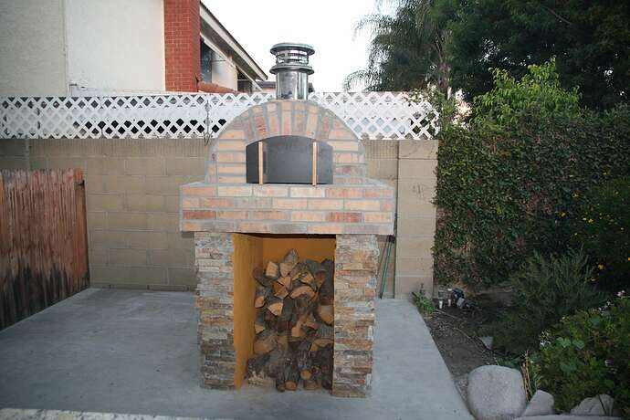 Outdoor Grill With Oven (38)