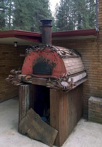 How to Build a Metal Pizza Oven
