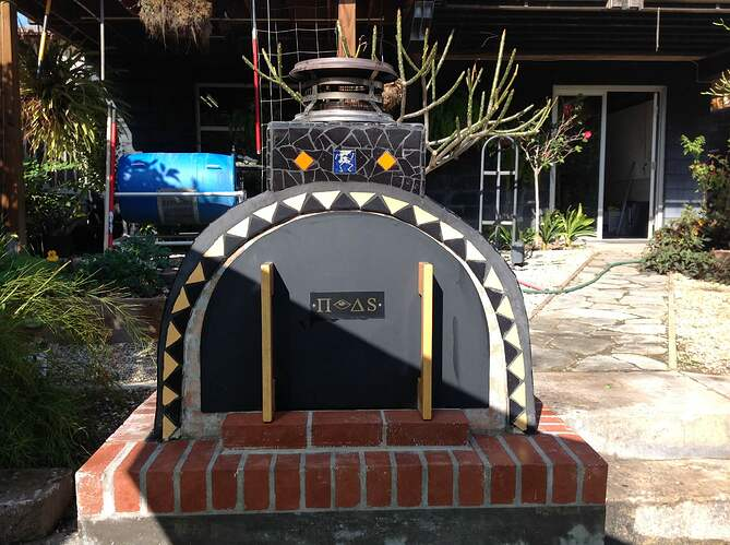 Outdoor Wood Fired Oven (57)
