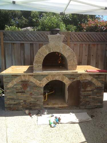 Outdoor Gas Pizza Oven (51)