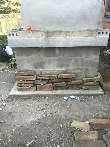 Simple Outdoor Oven (21)