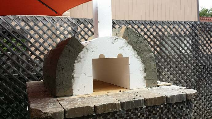 Make Pizza Oven At Home (12)
