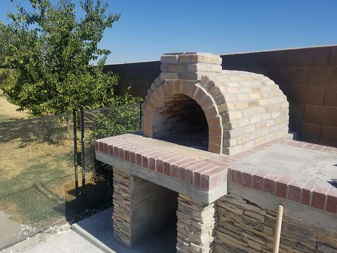 How to Build an Outdoor Pizza Oven Step by Step (20)