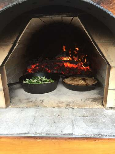 Building a Wood Fired Pizza Oven (53)