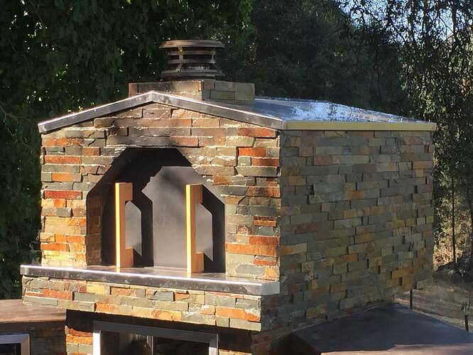 Outdoor Pizza Oven and Grill (12)