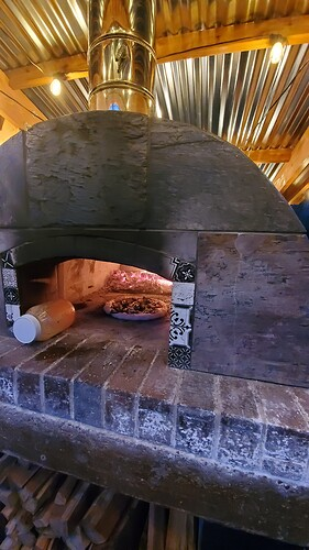 Outdoor Wood Burning Pizza Oven (33)