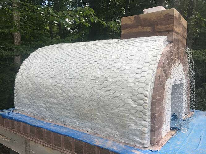 Wood Fired Brick Oven (61)