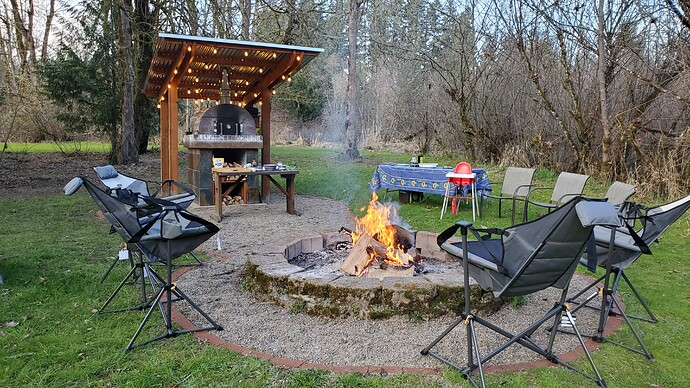 Outdoor Wood Burning Pizza Oven (30)