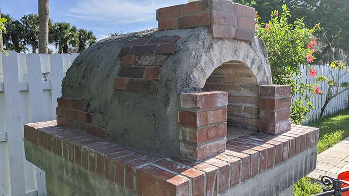 Wood Fired Pizza Oven Kits (9)