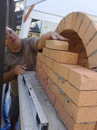Building A Pizza Oven (126)