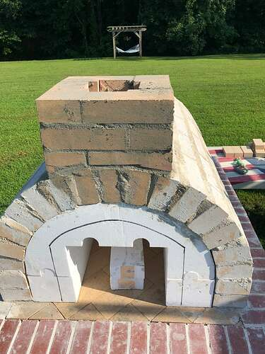 How To Build a Pizza Oven at Home (45)