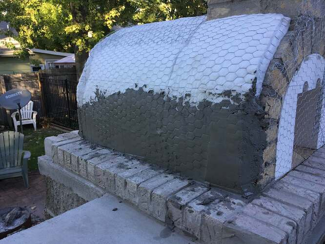 How To Build A Brick Pizza Oven Outdoor (5)