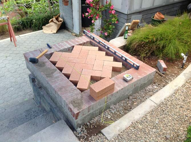 Outdoor Wood Fired Oven (5)
