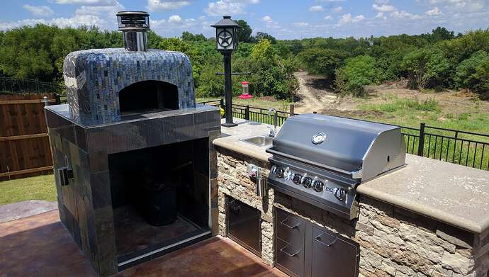 How To Make A Pizza Oven (51)