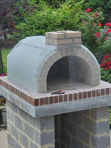 Home Wood Fired Pizza Oven (18)