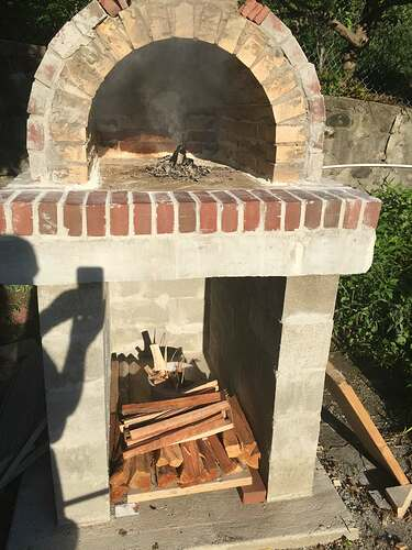Garden Wood Fired Pizza Oven (64)