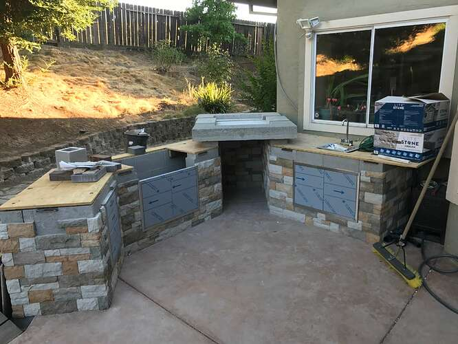Gas Grill Pizza Oven (5)
