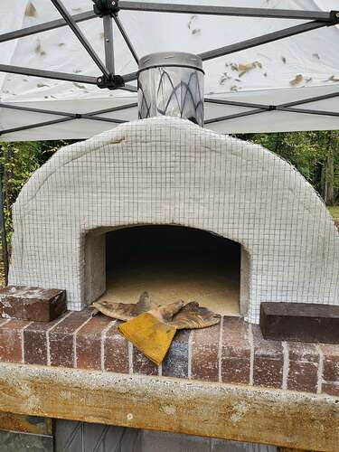 Outdoor Wood Burning Pizza Oven (20)