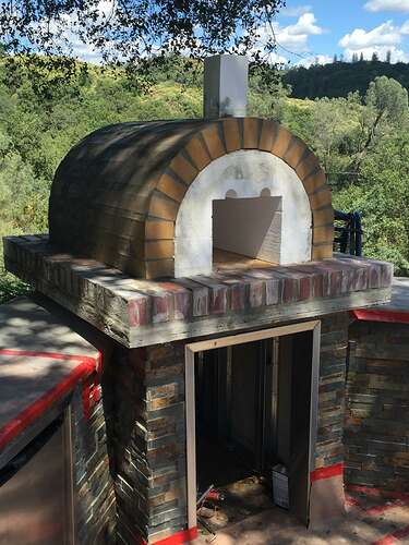 Outdoor Pizza Oven and Grill (8)