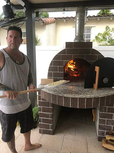 Combination Grill Smoker Pizza Oven (12)