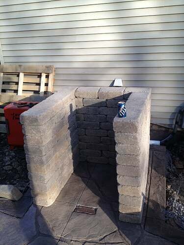 How To Build An Outdoor Brick Oven (10)