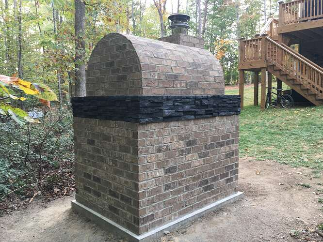 Wood Fired Brick Oven (114)