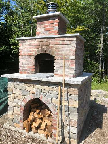 How To Build A Wood Fired Pizza Oven